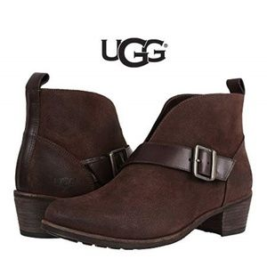 UGG Wright Belted booties
